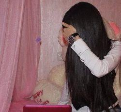 Девушка, Госпожа ищет мужчину вирт нижнего в Воронеже для переписки в скайпе